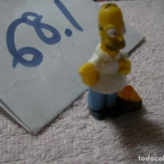 Figuras de Goma y PVC: FIGURA DIBUJOS ANIMADOS SIMPSON - ENVIO INCLUIDO A ESPAÑA. Lote 118670655