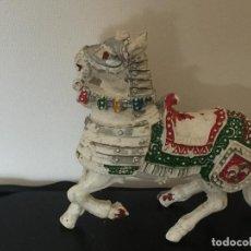 Figuras de Borracha e PVC: FIGURA CABALLO. ALTO 6,5 CM. AÑOS 70.. Lote 118702023