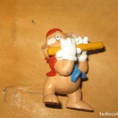 Figuras de Goma y PVC: CERDITO FLAUTISTA - LOS TRES CERDITOS Y EL LOBO - BULLYLAND - DISNEY -. Lote 118708011
