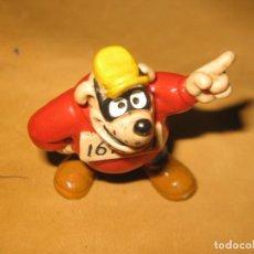 Figuras de Goma y PVC: DISNEY LOS GOLFOS APANDADORES - FIGURA DE PVC - WALT DISNEY - BULLY - AÑO 1989.. Lote 118708299