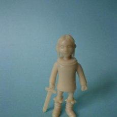 Figuras de Goma y PVC: DUNKIN RUY PEQUEÑO CID - FIGURA MUY DIFICIL. Lote 118752719