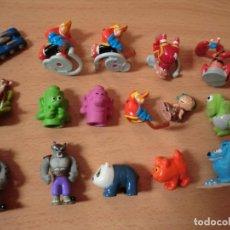 Figuras Kinder: KINDER, LOTE FIGURAS SERIE NV. Lote 118789643