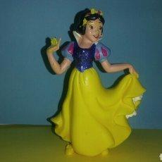 Figuras de Goma y PVC: FIGURA PVC BLANCANIEVES MARCA BULLYLAND DISNEY. Lote 118858360