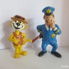 Figuras de Goma y PVC: DON GATO Y OFICIAL MATUTE DE COMICS SPAIN. Lote 118870771