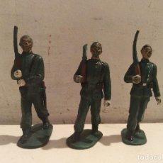 Figuras de Goma y PVC: FIGURAS EN GOMA REAMSA GUARDIA CIVIL DESFILE DE PECH. Lote 118880411