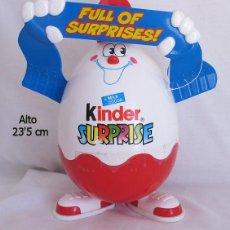 Figuras Kinder: EXPOSITOR KINDER SURPRISE. Lote 118907627