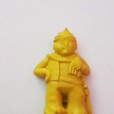 Figuras de Goma y PVC: PIRATAS TIPO DUNKIN ARIEL TITO ALI PACHA. Lote 118913015