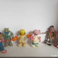 Figuras de Goma y PVC: LOS MUNDOS DE YUPI. Lote 119028399