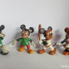 Figuras de Goma y PVC: DISNEY MICKY MAUS. Lote 119055051