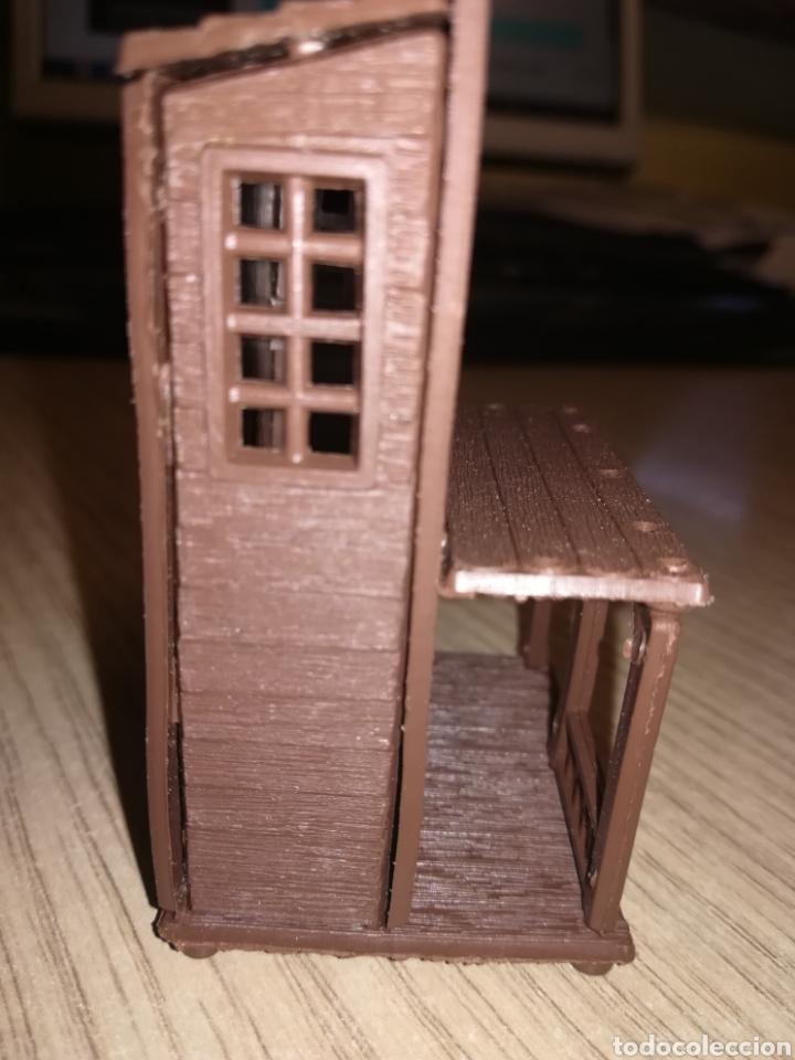 Figuras de Goma y PVC: Edificio del oeste de montaplex - Foto 4 - 119194338