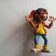 Figuras de Goma y PVC: FIGURA PVC CLODOVEO (CHICHA,TATO Y CLODOVEO)DE COMICS SPAIN -AÑO 1987-F.IBAÑEZ-BRUGUERA.. Lote 119379787