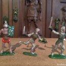Figuras de Goma y PVC: LOTE REAMSA 3 SOLDADOS ROMANOS 123, 131, 164. Lote 119465334