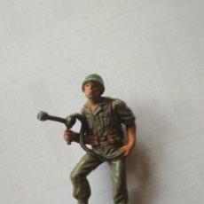 Figuras de Goma y PVC: FIGURA SOLDADO MARINE JECSAN GOMA. Lote 119470259