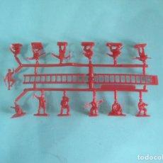 Figuras de Goma y PVC: MONTAPLEX-COLADA DE YUGOSLAVIA- PERTENECE AL SOBRE NUMERO 144-COLOR ROJO-. Lote 119488839