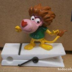 Figuras de Goma y PVC: FIGURA PVC LEO. Lote 119536523