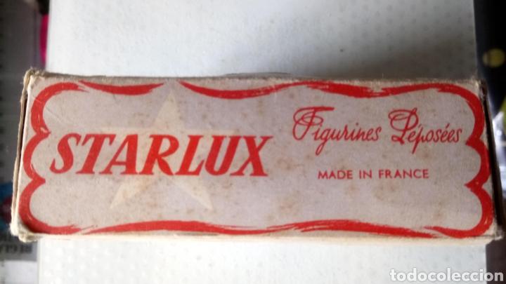Figuras de Goma y PVC: ANTIGUA CAJA DE STARLUX. VACÍA. - Foto 2 - 119869124