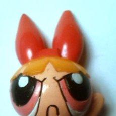Figuras de Goma y PVC: FIGURA SUPER NENAS. Lote 119887239