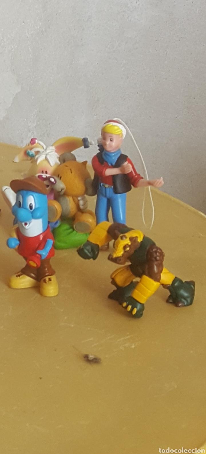 LOTE FIGURAS PVC GOMA MUÑECOS DISNEY (Juguetes - Figuras de Goma y Pvc - Otras)
