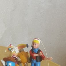 Figuras de Goma y PVC: LOTE FIGURAS PVC GOMA MUÑECOS DISNEY. Lote 119932890
