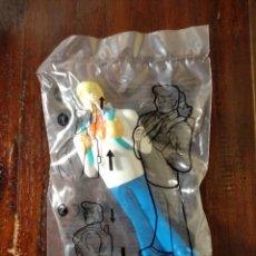 Figuras de Goma y PVC: JAMES - SCOOBY DOO - BURGUER KING - NUEVO SIN ABRIR.. Lote 136931036