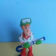 Figuras de Goma y PVC: FIGURA PVC PERSONAJE SCOOBY DOO HANBA BARBERA. Lote 120011304