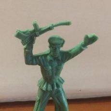 Figuras de Goma y PVC: MUÑECO DE PLASTICO, SOLDADO. TIPO COMANSI. 6,5 CM.. Lote 120068683