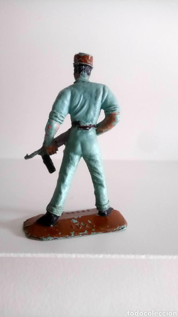 Figuras de Goma y PVC: SOLDADOS DEL MUNDO COMANSI. - Foto 2 - 120099770