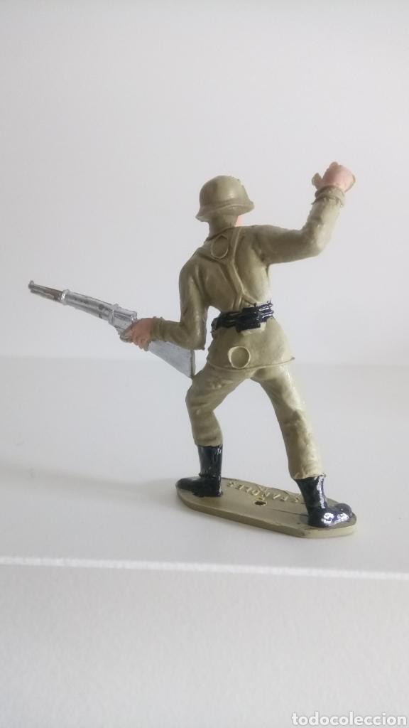 Figuras de Goma y PVC: SOLDADOS DEL MUNDO COMANSI. - Foto 2 - 120101864