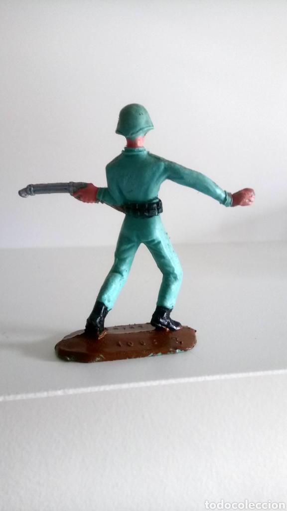 Figuras de Goma y PVC: SOLDADOS DEL MUNDO COMANSI. - Foto 2 - 120102215