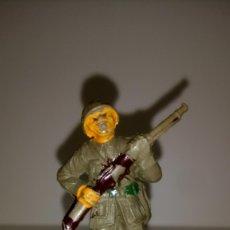 Figuras de Goma y PVC: INFANTERÍA JAPONESA DE JECSAN. SOLDADO DE PLÁSTICO.. Lote 120417147