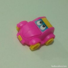 Figuras Kinder: COCHE KINDER MONTABLE VEHICULO CAR VOITURE SECUNDARIO 90. Lote 120430859