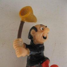 Figuras de Goma y PVC: GARGAMEL - PERSONAJE DE LOS PITUFOS - FIGURA DE PVC - PEYO - SCHLEICH.. Lote 120505779