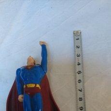 Figuras de Goma y PVC: SUPERMAN. Lote 120552794