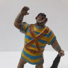 Figuras de Goma y PVC: GOLIATH . REALIZADO POR JIN . AÑOS 50 EN GOMA. Lote 120564151