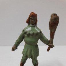 Figuras de Goma y PVC: CRISPIN . REALIZADO POR JIN . AÑOS 50 EN GOMA. Lote 120564223
