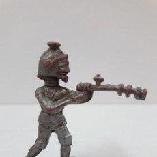 Figuras de Goma y PVC: FIGURA DE LA PATRULLA SATURNO Nº45 . ORIGINAL REAMSA . AÑOS 50 EN GOMA. Lote 120646847