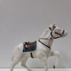 Figurines en Caoutchouc et PVC: CABALLO DE LA POLICÍA MONTADA DEL CANADA . REAMSA . ORIGINAL AÑOS 60. Lote 120685203