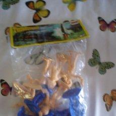 Figuras de Goma y PVC: THUNDERBIRDS FIGURAS BOLSA SIN ABRIR GUARDIANES DEL ESPACIO COMANSI PTOY. Lote 120797275