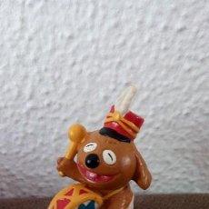 Figuras de Goma y PVC: ANTIGUA FIGURA PVC DE RUFO. ORIGINAL DE APPLAUSE. THE MUPPETS.. Lote 120799399