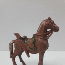 Figuras de Goma y PVC: CABALLO PARA VAQUERO - COWBOY - SOLDADO . PECH . AÑOS 60. Lote 120840027