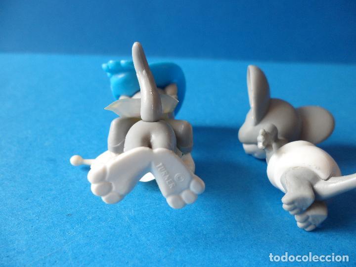 Figuras Kinder: Figuras montables de Tom y Jerry - TURNER - Hanna Barbera - Tom Mosquetero - Foto 8 - 120851199