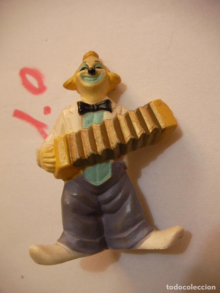 ANTIGUA FIGURA PAYASO (Juguetes - Figuras de Goma y Pvc - Otras)