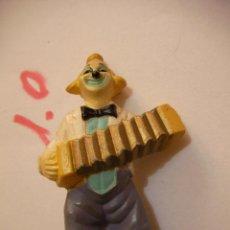 Figuras de Goma y PVC: ANTIGUA FIGURA PAYASO. Lote 120852383