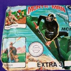 Figuras de Goma y PVC: MINTA -MAN EXTRA 3. Lote 120884827