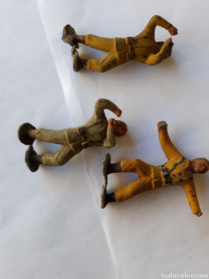 COBA COLOM Y BASTE SOLDADOS CREO AMERICANOS (Juguetes - Figuras de Goma y Pvc - Otras)