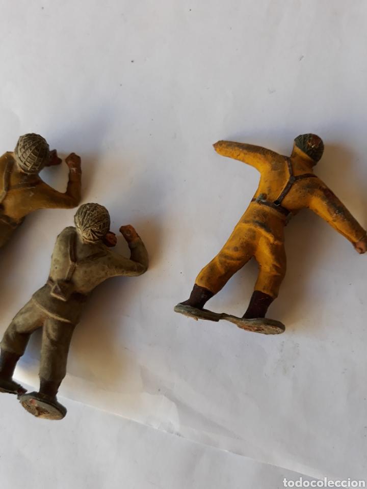 Figuras de Goma y PVC: COBA COLOM Y BASTE SOLDADOS CREO AMERICANOS - Foto 2 - 120891150