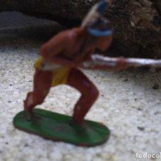 Figuras de Goma y PVC: INDIO DE JECSAN. Lote 120927867