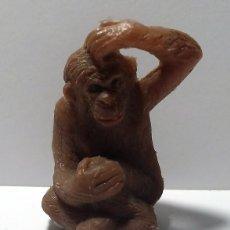 Figuras de Goma y PVC: FIGURA MONO ZOO JECSAN. Lote 104890231