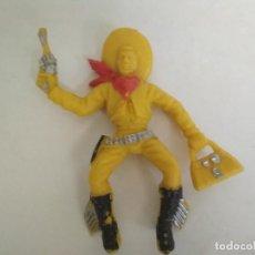 Figuras de Goma y PVC: COWBOY LAFREDO GRANDE. Lote 121031939