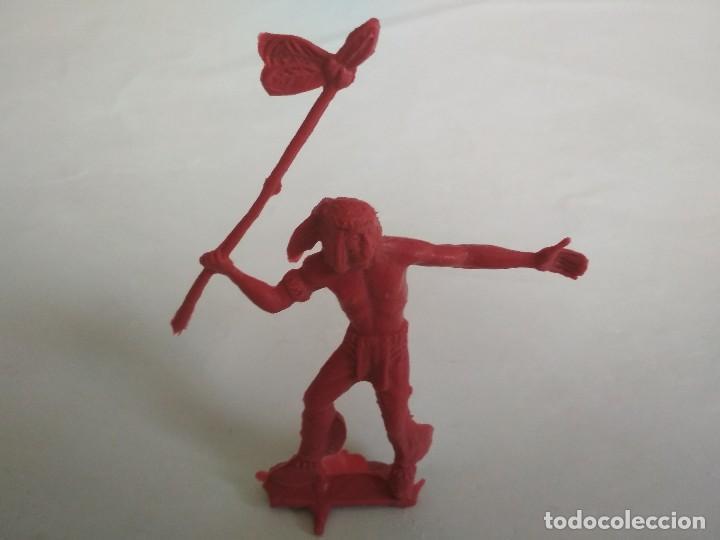 INDIO LAFREDO (Juguetes - Figuras de Goma y Pvc - Lafredo)